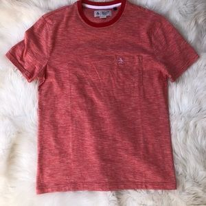 Other - Red heathered penguin tee tshirt medium m mens